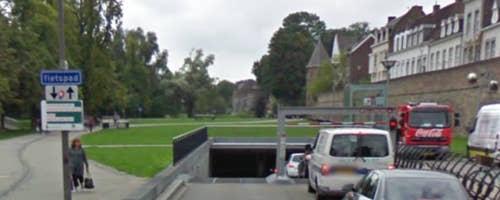 Maastricht Parkhaus